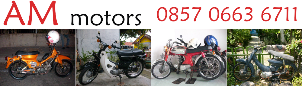 Motor Honda Ulung Jual Motor Bekas Surabaya Jual Motor Bekas