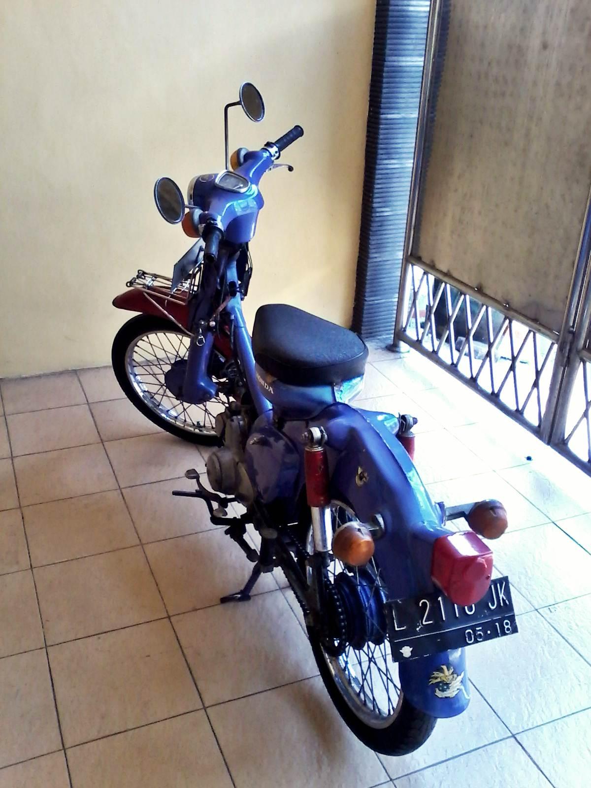 Jual Honda C70 Di Surabaya - Mobil W